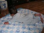 寝返りした日2006.5.28.JPG